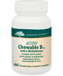 Genestra Active Chewable B12 with L-Methylfolate