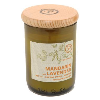 Paddywax ECO Green Mandarin & Lavender Candle