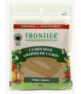 Frontier Natural Products Organic Ground Cumin Seed