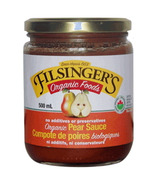 Filsinger's Organic Pear Sauce