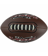 Franklin Sports Mini Playbook Spacelace Football