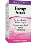 Webber Naturals FemmeCalm Energy Formula