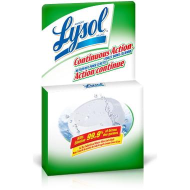 Lysol Continuous Action Toilet Bowl Cleaner