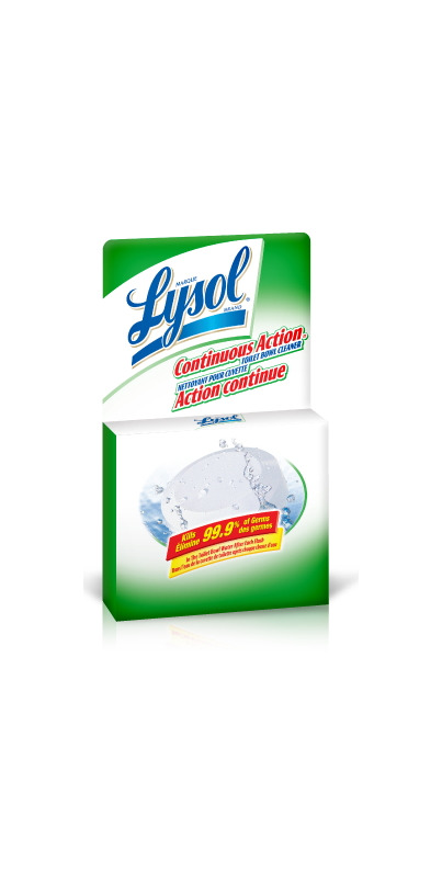 Buy Lysol Continuous Action Toilet Bowl Cleaner At Well Ca