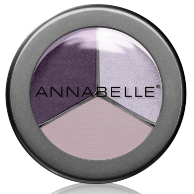Annabelle Trio Eyeshadow Twilight