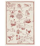 Now Designs Days of Christmas Dishtowel
