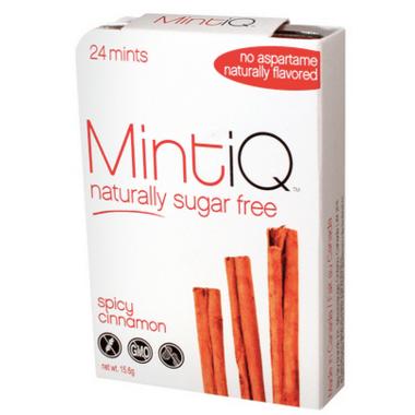 Mint iQ Spicy Cinnamon Mints