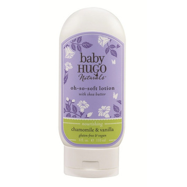 Baby Hugo Naturals Chamomile & Vanilla Oh So Soft Lotion