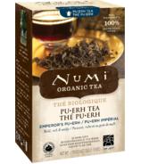 Numi Organic Emperor's Pu-erh Tea
