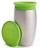 Munchkin Miracle Stainless Steel 360 Sippy Cup