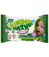 Jackson Reece Kinder By Nature Herbal Scented Baby Wipes