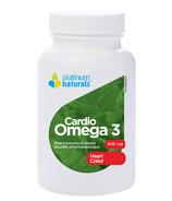 Platinum Naturals Cardio Omega3