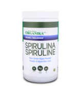 Organika Organic Spirulina Blue-Green Algae Powder