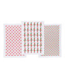 Now Designs Peppermint Pop Tea Towel Set