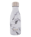 S'well Elements Collection Stainless Steel Water Bottle White Marble
