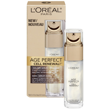 L\'Oreal Age Perfect Cell Renewal Golden Serum