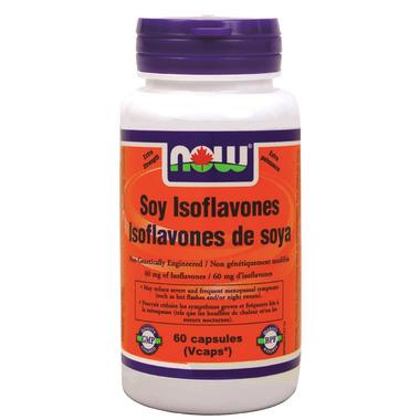 Isoflavone foods