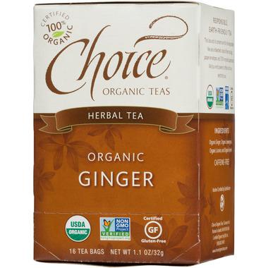 Choice Organic Teas Ginger Tea