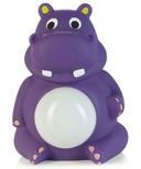 Crane Hippo Belly Glo Night Light