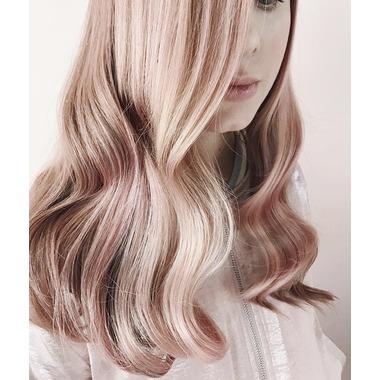 Kristin Ess Hair Rose Gold Temporary Tint