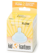 Klean Kanteen Kid Kanteen Baby Nipples Medium Flow