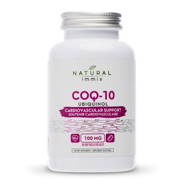 Natural Immix Co Q10 Ubiquinol