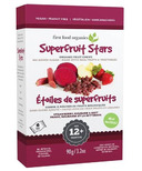 First Food Organics Superfruit Stars Organic Fruit Chews