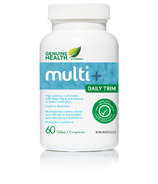 Genuine Health Multi+ Daily Trim