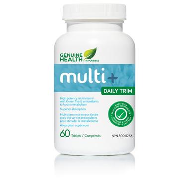 Genuine Health Multi+ Daily Trim