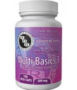 AOR Multi Basics 3 Complete Multivitamin