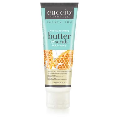Cuccio Naturale Hydrating Body Butter & Scrub Milk &Honey
