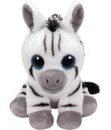Ty Stripes The Zebra Beanie Babies Regular