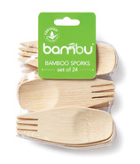 bambu All Occasion Veneerware Sporks