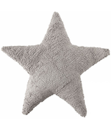 Lorena Canals Washable Cushion Light Grey Star