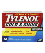 Tylenol Cold & Sinus Extra Strength Daytime Caplets
