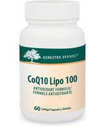Genestra CoQ10 Lipo 100