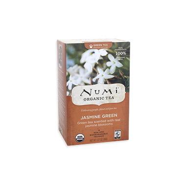 Numi Organic Jasmine Green Tea