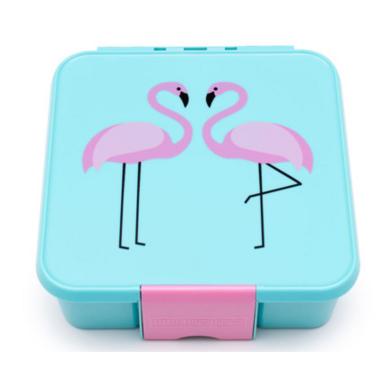 Little Lunch Box Co. Flamingo Bento Three