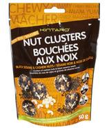 Kintaro Black Sesame & Cashew Nut Clusters