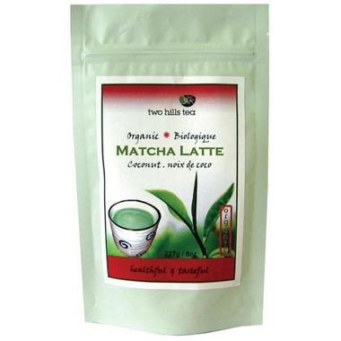 Two Hills Tea Organic Matcha Latte