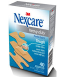 3M Nexcare Heavy Duty Flexible Fabric Latex-Free Bandages