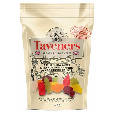 Taveners British Mix Wine Gums