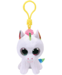 Ty Pixy The Unicorn Beanie Boos Clip
