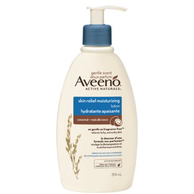 Aveeno Skin Relief Moisturizing Lotion Coconut