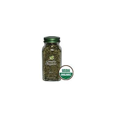 Simply Organic Dried Basil
