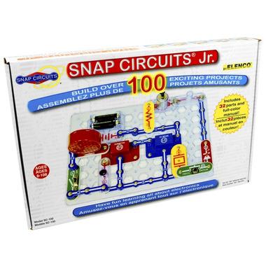 Snap Circuits Jr. 100 Experiments