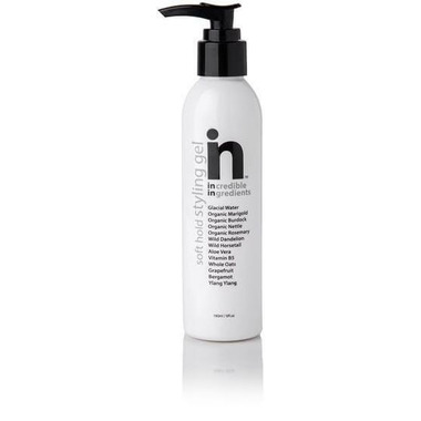 Incredible Ingredients Soft Hold Styling Gel