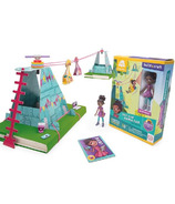 GoldieBlox Ruby's Skyhigh Cable Car