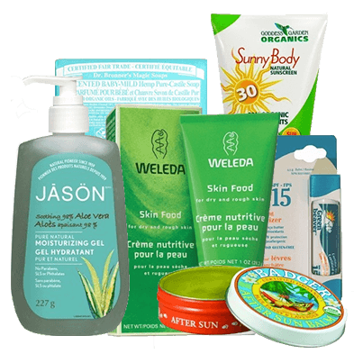 Natural Sun Care Bundle