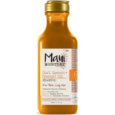 Maui Moisture Curl Quench Coconut Oil Shampoo